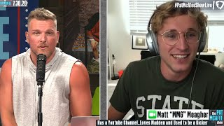 The Pat McAfee Show   Thursday July 30th, 2020