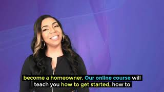 SOCIETY 23 launches online homebuyer course!