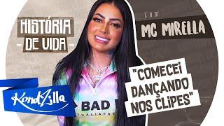 """História de Vida da MC Mirella – """"Eu sofria Bullying na Escola"""""""
