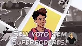 TSE lança página web dedicada ao Jovem Eleitor - Vídeo