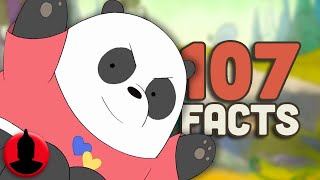 107 More Facts About We Bare Bears!! (107 Facts S7 E26)   Channel Frederator