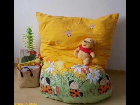 5 Minuten DIY Kinder-Sitzsack