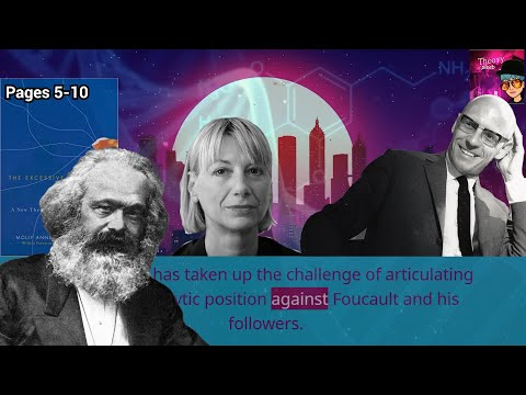 Causation: Marx vs. Foucault and The Extimate Cause | Molly Anne Rothenberg's Excessive Subject
