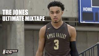 Duke Commit Tre Jones ULTIMATE Mixtape! Top Ranked PG In Senior Class!