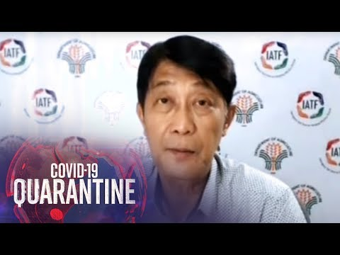 [ABS-CBN]  Department of Agriculture holds press briefing (30 April 2020)   ABS-CBN News