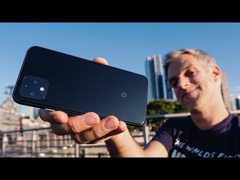 Google Pixel 4 - Le Photophone Ultime ?