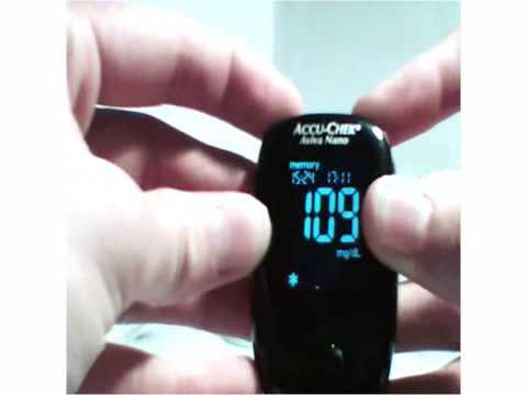 Diabetes algoritmus cukr