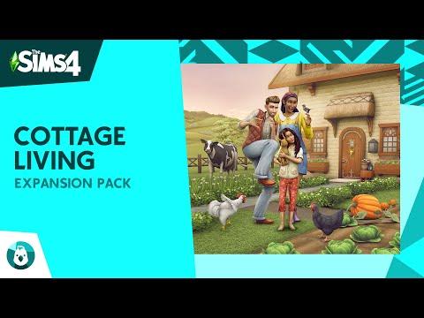 Les Sims 4 Vie à la campagne : bande-annonce officielle de révélation de Les Sims 4