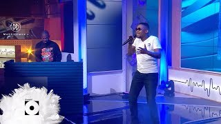 De Mthuda Performs Shesha | Channel O