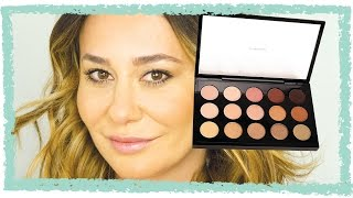 Eyes On MAC Eye Shadow Palette - Taking Your Look From Day To Night