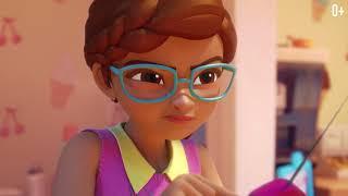 """LEGO Friends """"Познакомься с подружками: Оливия"""""""