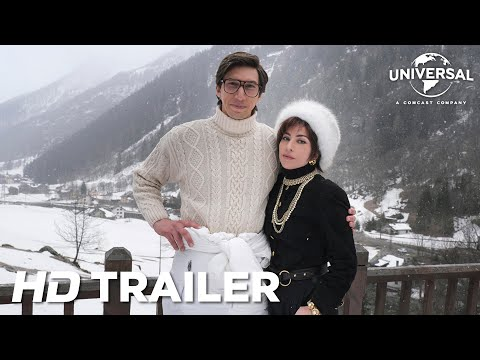 CASA GUCCI - Trailer Oficial (Universal Pictures) HD