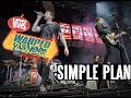 Simple Plan Live in Vans Warped Tour 2019 Full Set