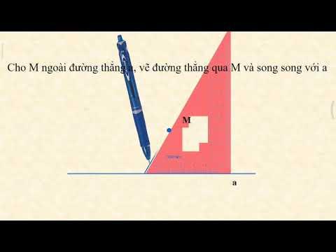 §4. Hai đường thẳng song song