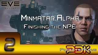 EVE online: Finishing the Tutorial