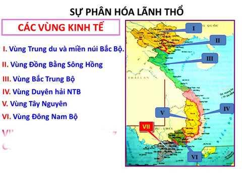 Chủ đề: Vùng Đồng Bằng Sông Cửu Long (GV: Bùi Thanh An - THCS Vĩnh An)