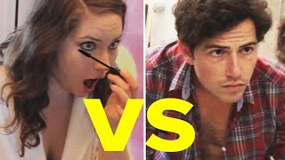 Day In The Life: A Man vs A Woman