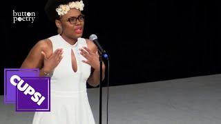 "Crystal Valentine - ""Black Privilege"" (CUPSI 2015 Finals)"