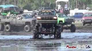 TRIPLE CANOPY RANCH 9-5-15 | MONSTER TRUCK LIFE & triple canopy ranch - ???? ??? ???? ?????