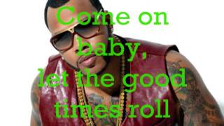 Let it roll - Flo Rida - lyrics (original)