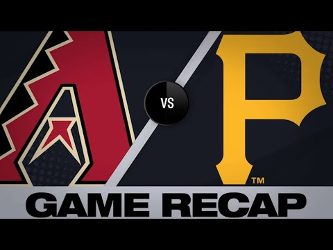 4/22/19: D-backs rally for 7-run 7th in 12-4 win