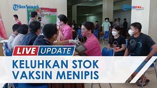 Ketersediaan Vaksin Covid-19 di Malinau Nyaris Kosong, Kini Andalkan Vaksin dari TNI dan Polri