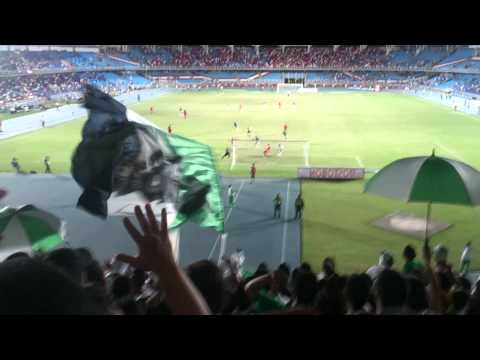 """Todo en mi vida ha cambiado | Frente Radical Verdiblanco | Deportivo Cali"" Barra: Frente Radical Verdiblanco • Club: Deportivo Cali"