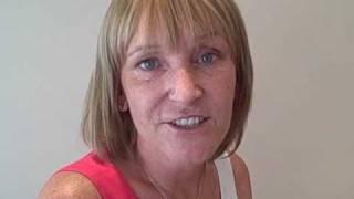 Angela Brown Restylane Treament Testimonial