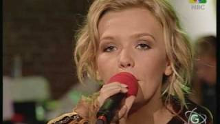 Sylver - Love Is An Angel Acoustic Version Live at NBC GIGA 2004 HQ