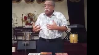 Clase de apologética, clase 2, parte 1 Dr Ramon Murray,Ph D , Th D Ed D IBASI
