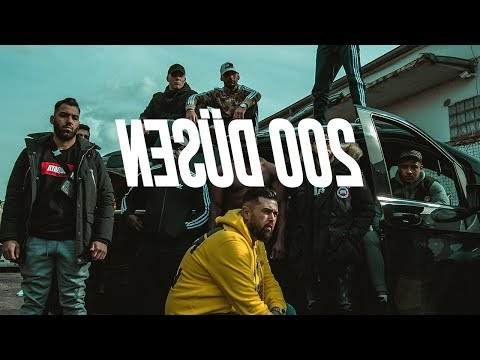 Summer Cem ` 200 DÜSEN ` [ official Video ] prod. by Mesh /27/07/01 ENDSTUFE