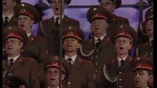 En Route - On The Road - Red Army Choir