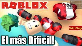 Sobrevive Al Desastre En Roblox | Roblox The Crusher | Juegos Roblox Karim Juega