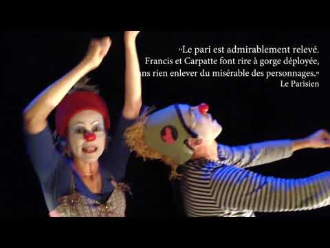 Othello par les clowns Francis et Carpatte