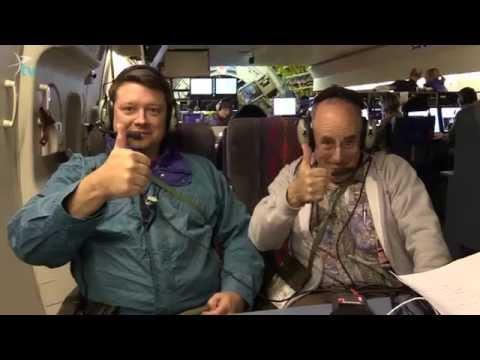 Planetary Radio on SOFIA