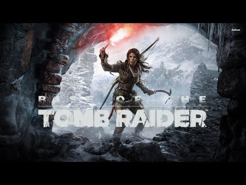 Rise Of The Tomb Raider Pelicula Completa Español - Todas Las Cinematicas - GameMovie 1080p