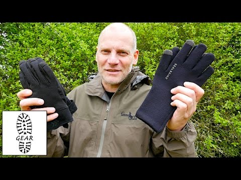 "Handschuhe ""Dragon Eye Glove"" & ""Ultra Grip Glove"" von Sealskinz"