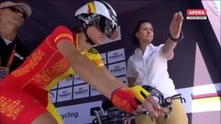 Чемпионат мира по шоссейному велоспорту 2016. Индивидуальная гонка на время. Юниорки.