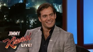 Henry Cavill On Working With Tom Cruise & Mission: Impossible Stunts