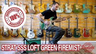Stratospheric SSS Loft Green Firemist