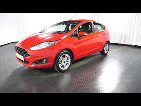 Ford FIESTA 1,0 80 Start/Stop Edition 5ov (MY17, Monikäyttö, Manuaali, Bensiini, LNT-204