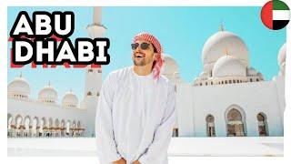 Abu Dhabi - Religião, Cultura E A Mesquita MAIS LINDA Do MUNDO Nos Emirados! -  Estevam Pelo Mundo