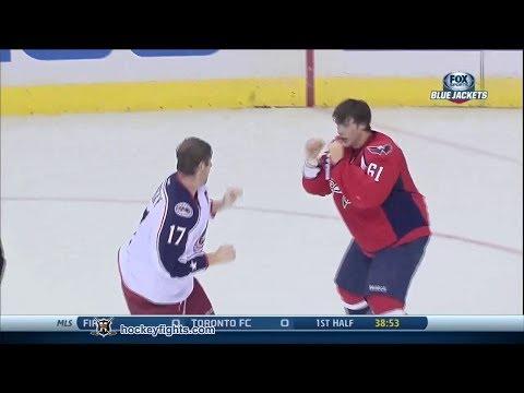 Brandon Dubinsky vs Steven Oleksy