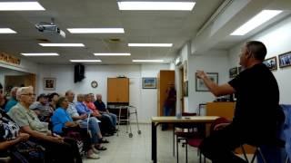 הצגת יחיד של אייל רוברט 28/9/16 - 2