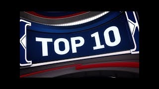 NBA Top 10 Plays of the Night | February 25, 2020