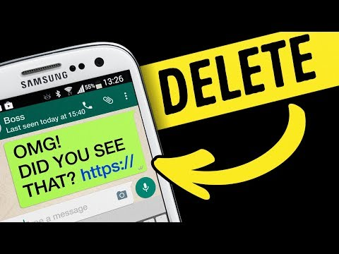 If You Get One of These Messages, Delete It Immediately!