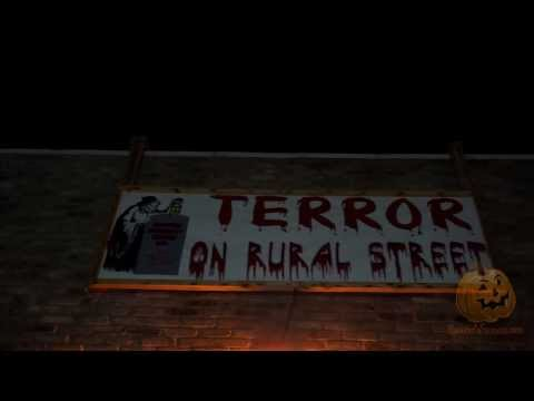 Behind the Screams Video Thumbnail for Terror on Rural Street - October 5th, 2013