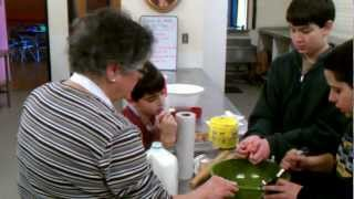 Cooking Class at Portuguese School of Cambridge & Somerville
