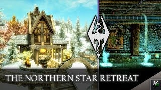 THE NORTHERN STAR RETREAT!!- Xbox Modded Skyrim Mod Showcase