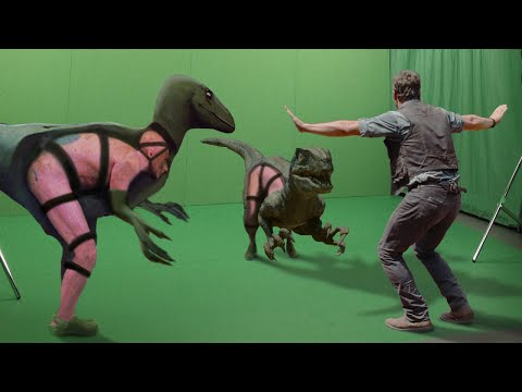 What Hollywood Movies Really Look Like When The Visual Effects Are Removed